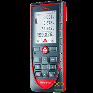 Máy đo khoảng cách laser cầm tay Disto D510 | GEO-Fennel Việt Nam.