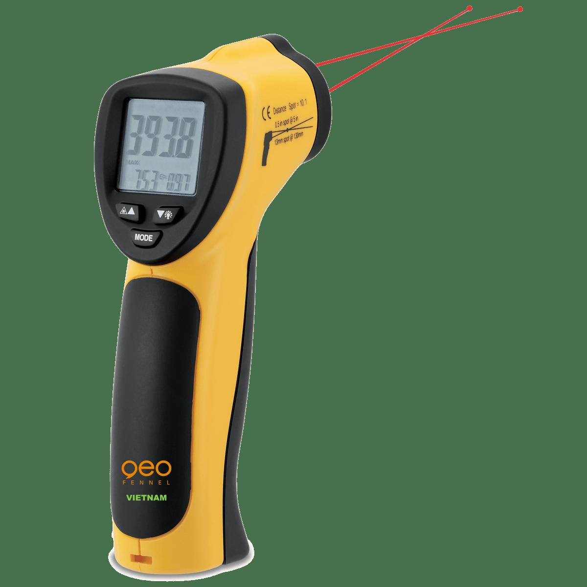 Súng đo nhiệt độ laser hồng ngoại điện tử FIRT800-Pocket |