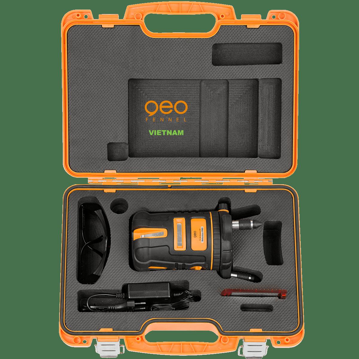 Máy quét tia laser FL66-Xtreme SP | Bộ máy