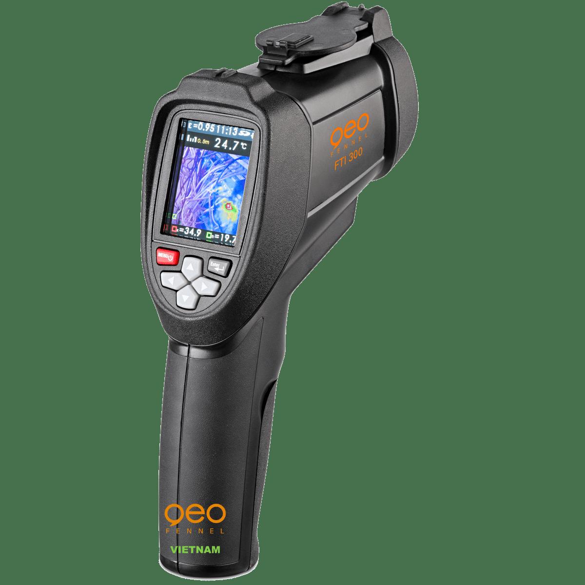 Camera nhiệt hồng ngoại FTI 300 | Geo-Fennel