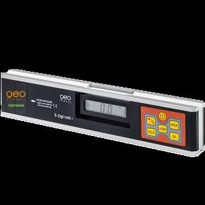 Thước thuỷ điện tử đế từ laser S-Digit Multi | Thước thuỷ đế từ