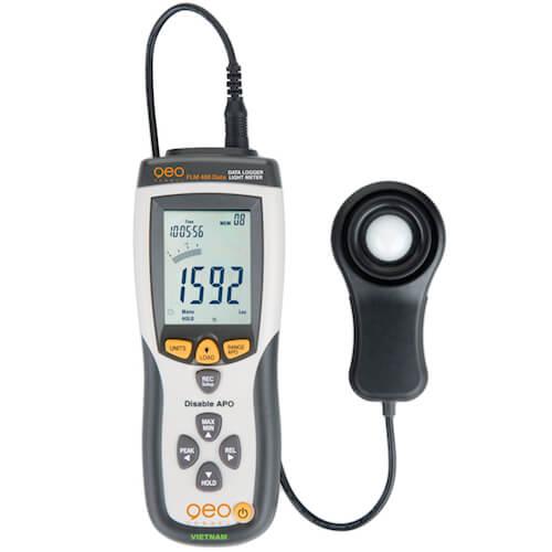 Máy đo cường độ ánh sáng cầm tay FLM400 Data | Máy đo cường độ sáng