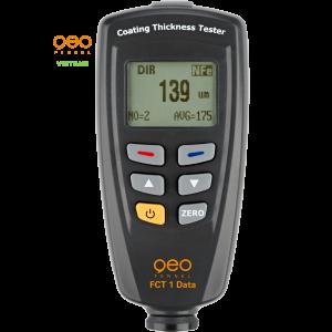 Máy đo độ dày lớp phủ FCT1 Data | GEO-Fennel Vietnam.