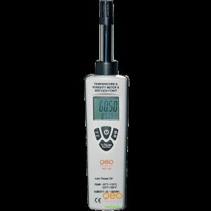 Máy đo nhiệt độ độ ẩm FHT100 | GEO-Fennel Vietnam.