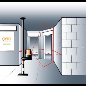 Máy bắn laser FL40-Pocket II HP | Công trường