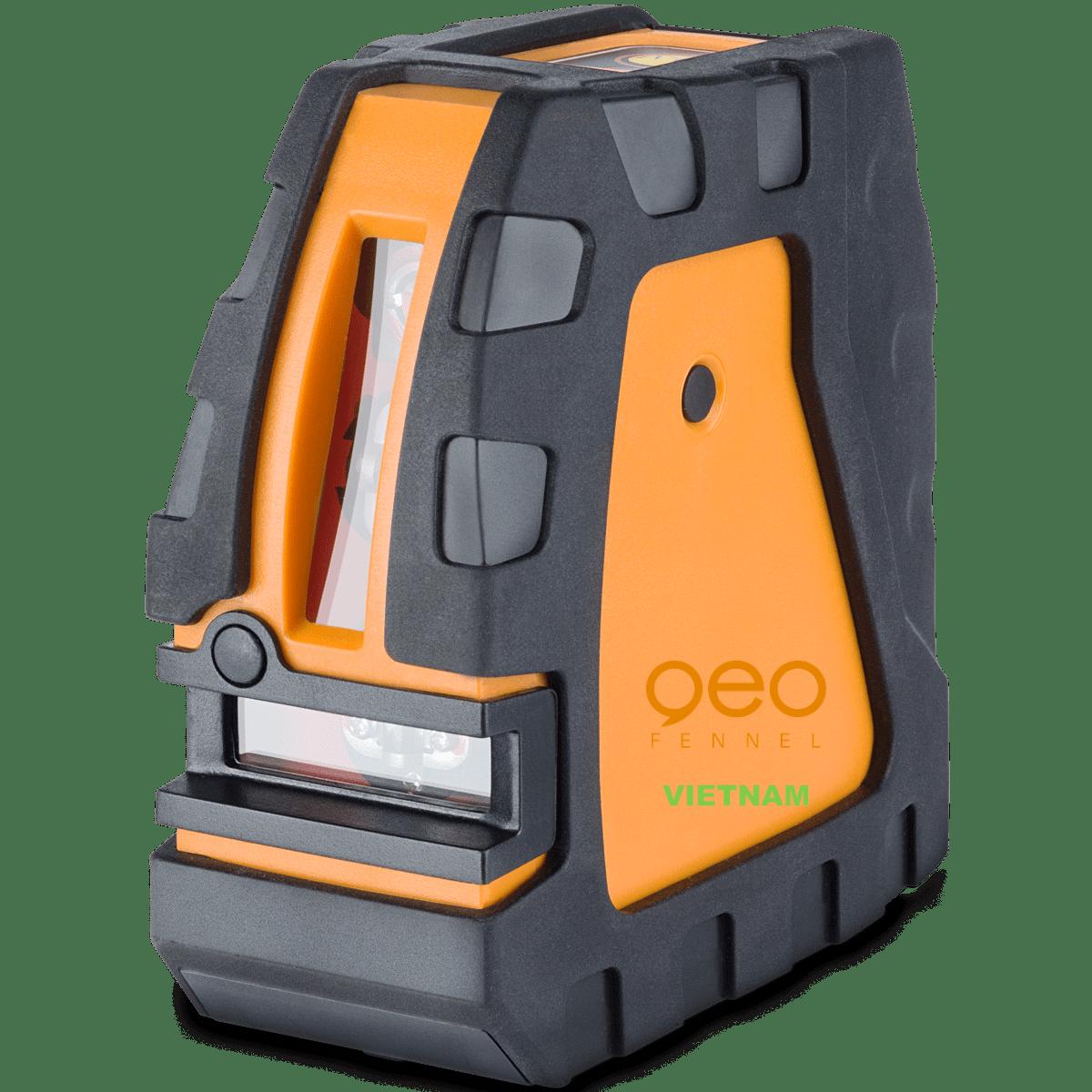 Máy thuỷ bình laser FL40-Powercross SP | Mặt bên