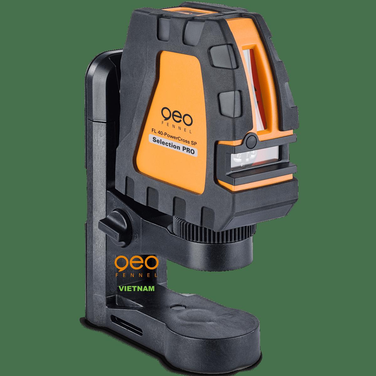 Máy thuỷ bình laser FL40-Powercross SP | GEO-Fennel Vietnam