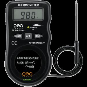 Dụng cụ đo nhiệt độ FT1000-Pocket | GEO-Fennel Vietnam.
