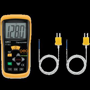 Thiết bị đo nhiệt độ FT1300-2 | GEO-Fennel Vietnam.