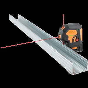 Lập lòn laser GEO3P | Thực tế