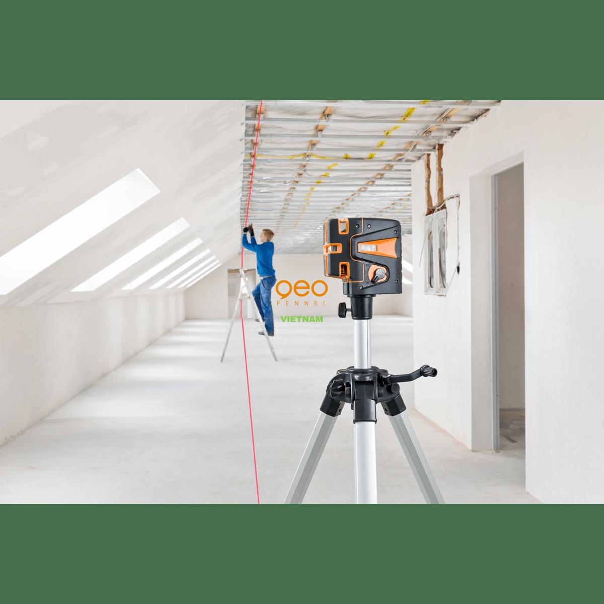 Máy bắn tia laser GEO5X-L360 HP | Công trường 2