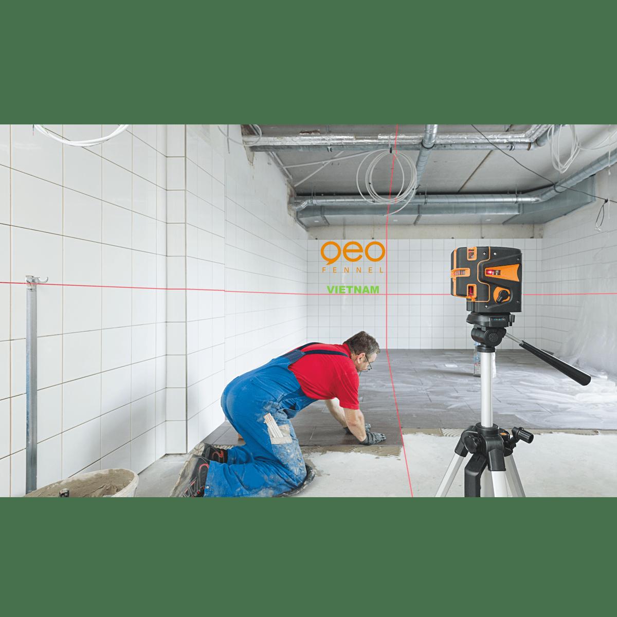 Máy bắn tia laser GEO5X-L360 HP | Công trường 7