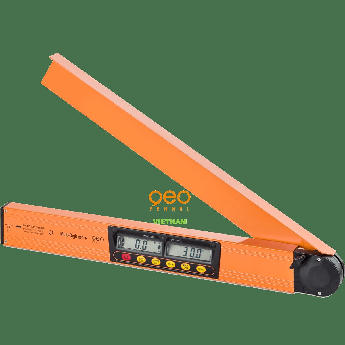 Máy đo độ nghiêng Multi-Digit Pro+ | GEO-Fennel Vietnam.