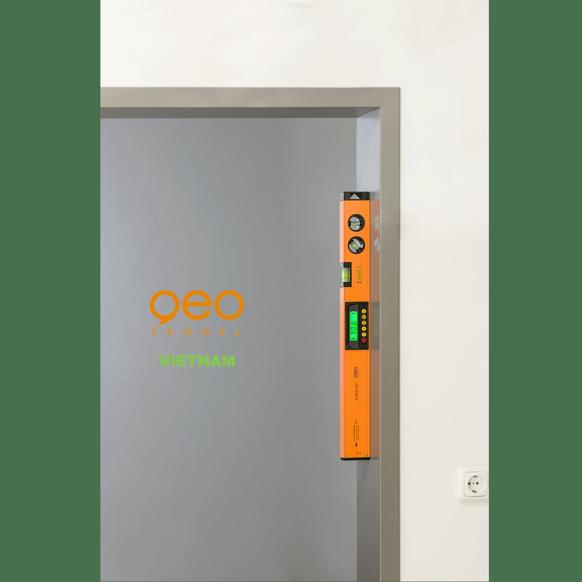 Thước thuỷ laser S-Digit 60+ | 90o