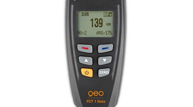 Máy đo độ dày lớp phủ FCT 1 Data