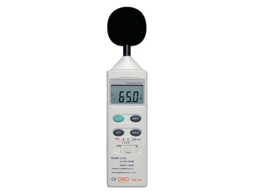 Máy đo độ ồn FSM 130+ | Geo-Fennel