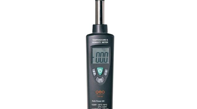 Máy đo nhiệt độ phòng FHT 60