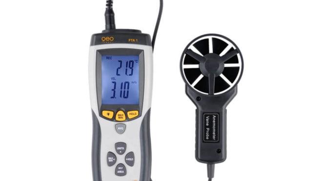 Máy đo tốc độ gió FTA 1