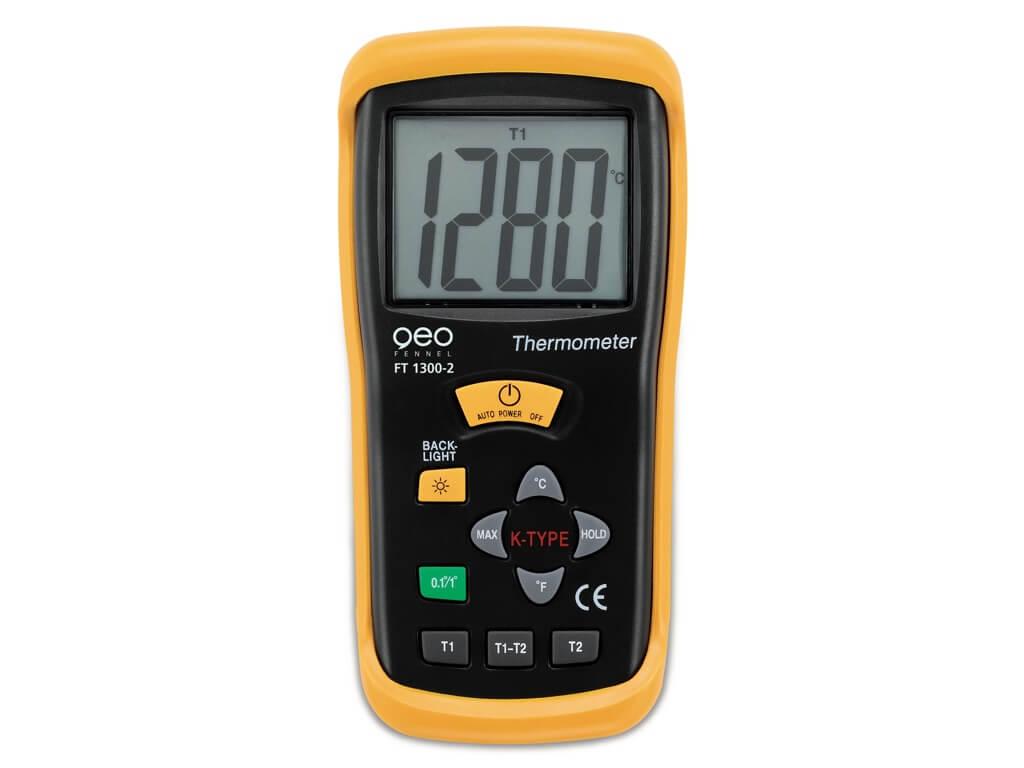 Đồng hồ đo nhiệt độ FT 1300-2