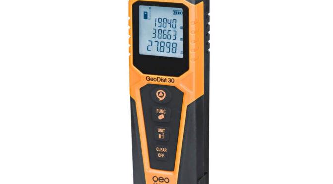 Thước đo khoảng cách laser 30m Geodist30 | Geo-Fennel
